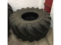 Giant tyre for functional fitness training