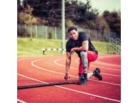 West London's Expert Personal Trainer offering PARK/GYM Bespoke Training Sessions.