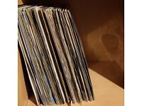 """50 House & Garage Records 12"""" Vinyl Mostly Mid to Late 90s & Early 2000s"""