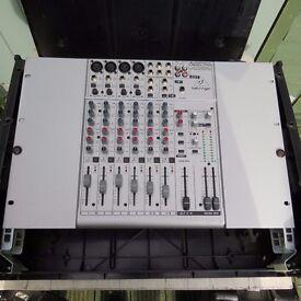 BehringerEurorack UB1204-PRO Mixer + EMS 400 Case