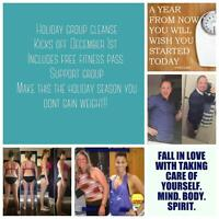 Cleanse Group Starts December 1st