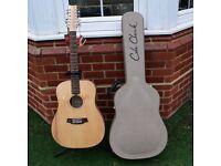 NEW Cole Clark 12 String Fat Lady 1 JACK JOHNSON (RARE BARGAIN)