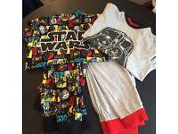 Boys Star Wars pyjamas free