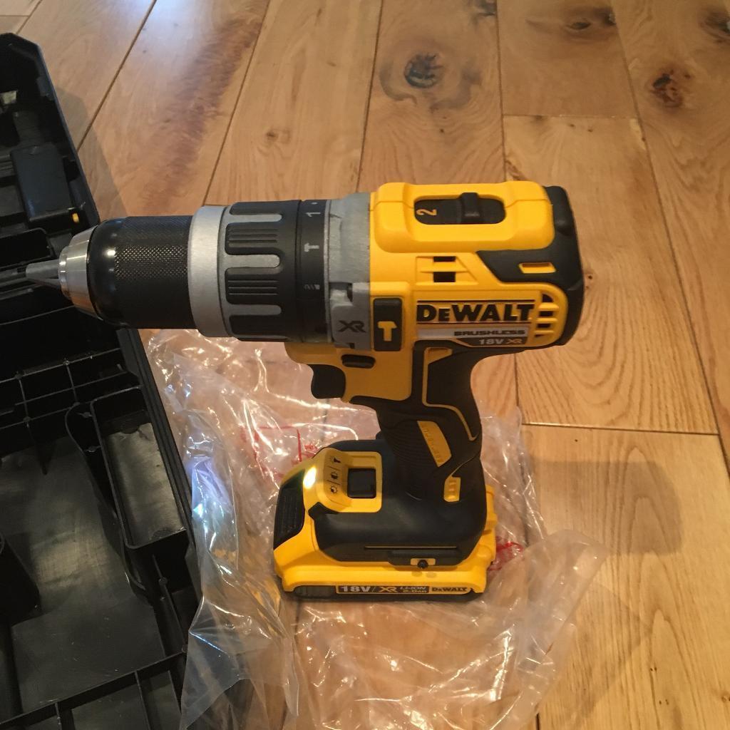 Dewalt dcd796 combi drill bare   in Castlemilk, Glasgow   Gumtree