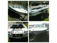 Boat trailer project swaps