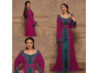 Moroccan Caftans available to hire