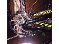 Specialized FSR Comp Full Suspension Mountain Bike
