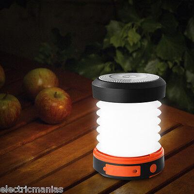 Suaoki Solar Panel LED Camping Lampe Outdoor Laterne Gartenleuchte Zeltlampe USB