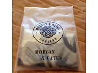 Morgan and Oates cashmere scarf