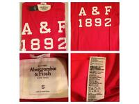 "Abercrombie, Hollister, Ralph Lauren MEN TEES & Polo **65 units + wholesale ONLY**Cheapest Deal"""