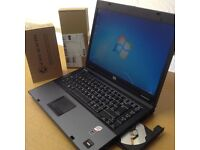superb hp laptop comes with box /brand new charger /windows 7+DVD antivirus /Wi-Fi/wireless
