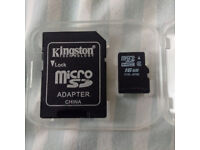 Micro SD Card 16GB Fully Working formatted to FAT32