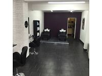 SELF EMPLOYED HAIR STYLIST WANTED