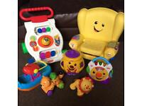 Fisher Price Baby Toys / Baby Walker