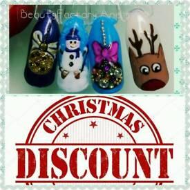 CHRISTMAS DISCOUNT 🎄🎁💝🎅💅