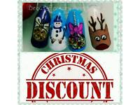 CHRISTMAS DISCOUNT 🎄🎁💝🎅💅