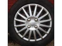 Fiesta wheels