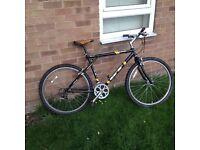 Gt palomar mountain bike 18 inch frame 26 inch wheels £65ono