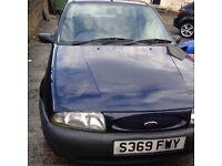 Ford Fiesta cheap