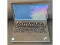 "PERFECT Lenovo ThinkPad X270 6th Gen i5 3Ghz 8GB 128GB SSD 12.5"" HD Laptop   Win10 +Office2019 +AMC!"