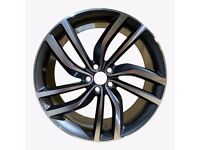 "x4 20"" Jaguar Style Alloy Wheels GM Polished 5x108 8.5J Jaguar XF XJ F E I Pace"
