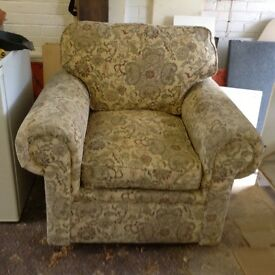 Single armchair in good condition