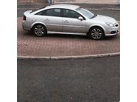 2008 Vauxhall Vectra SRI!! MOT till Jan 2017!