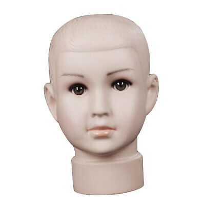Child Mannequin Heads Mannequin Boy Mannequins For Hat Display Baby Doll