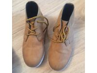Trainers and boots size 11