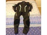 RSR One peice leather suit