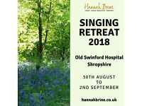 Singing Retreat in Stourbridge