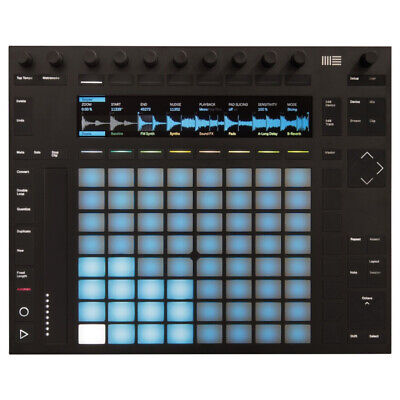 Ableton Push 2 Studio & Performance Hardware Controller For Live