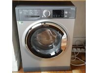 WASHING MACHINE (Hotpoint) SMART+ 8KG (used for only 7 months) - £199 ONO