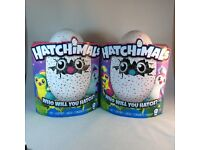 Hatchimals - Teal/Pink...can post tomorrow!