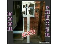 Door shutter