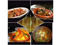Home food made Moroccan