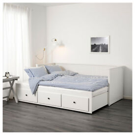 Ikea Hemnes Day bed in white - Frame Only
