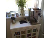 Rancilio Silvia Espresso Machine - experts choice of espresso machine