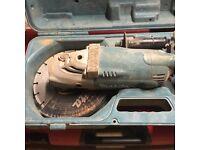 Makita big grinder 110v