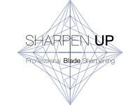 Diamond Ground Professional Scissor Sharpening