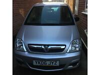 Vauxhall Meriva 1.4 Life - sold as spares or repairs