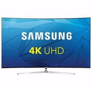 "Samsung 78"" 4K UHD HDR Curved LED Smart TV (UN78KS9500)"