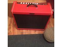 Fender FSR Deville 212 Red October