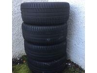 Mercedes S Class. Wheels &. Tyres