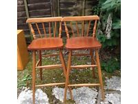 Breakfast chairs