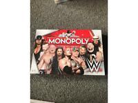 WWE monopoly