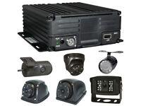 Car Taxi Van Dash Cam Commercial Vehicles CCTV Camera DVR Recorder Vehicle Security System