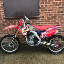 Honda crf250 2015 for sale
