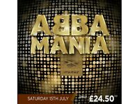 Abba tribute and overnight