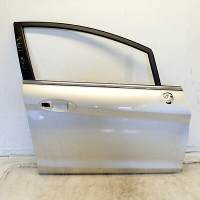 Door Shell Front Right Moondust Silver (Ref.1193) Ford Fiesta mk7 1.4 tdci